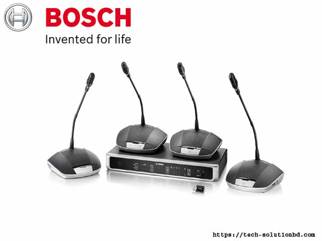 BOSCH CCS 1000 D Digital Discussion System