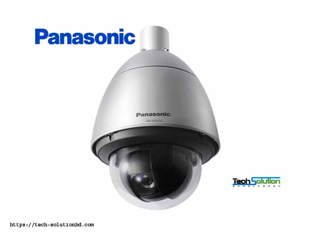 Panasonic WV-X6531NS Security System