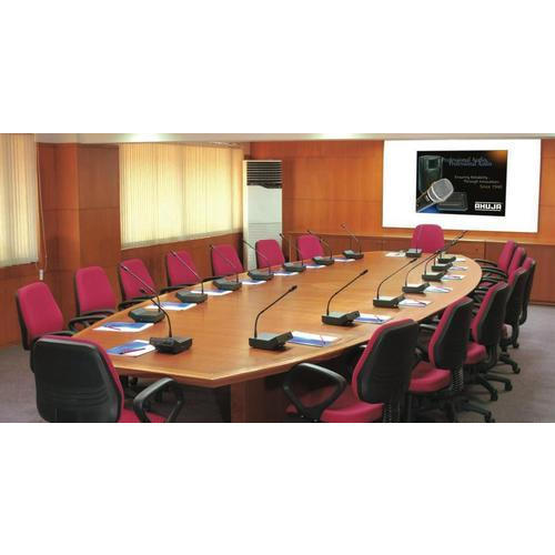 AHUJA CONFERENCE SYSTEMS CM-4000