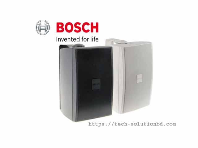 BOSCH LB2 Premium-sound Cabinet Loudspeaker Range