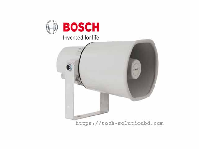 BOSCH LH1-10M10E Horn loudspeaker, 10W, 7×8″