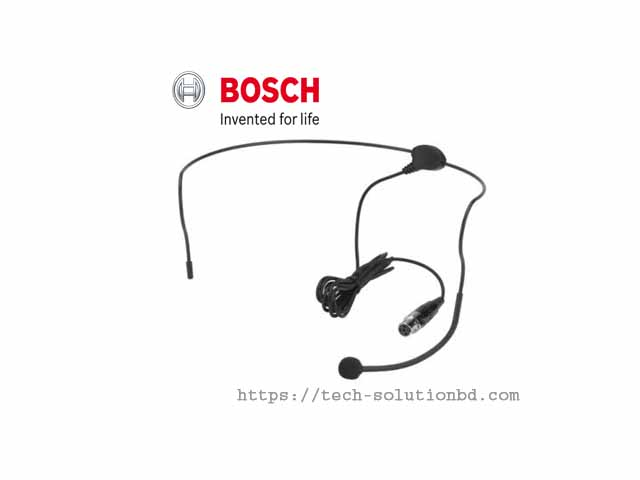 BOSCH MW1-HMC Head-worn microphone