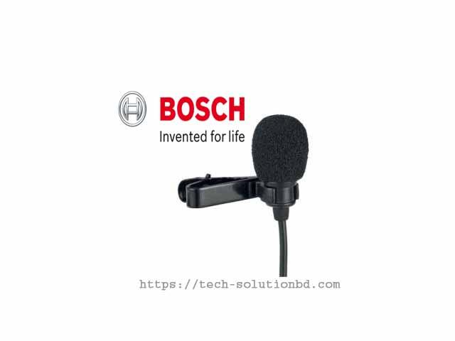 BOSCH MW1-LMC Lavalier microphone