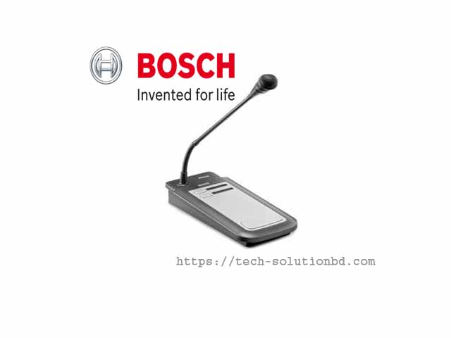 BOSCH PLE-2CS Call station, 2-zone