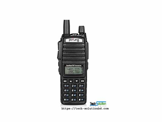 BAOFENG UV 82 VHF/UHF Dual-Band FM Ham Walkie Talkie Two-way radio