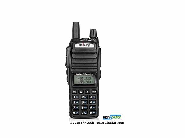 BAOFENG UV 82 VHF/UHF Dual-Band FM Ham Walkie Talkie Two-way radio