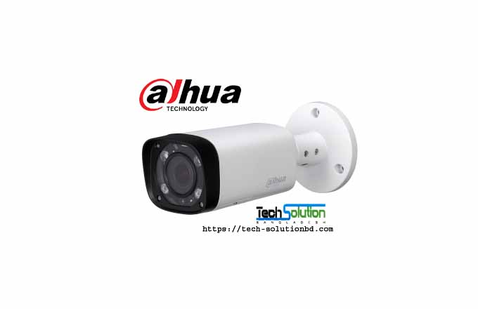 Dahua IPC-HFW2421R-ZS/VFS-IRE6 4MP WDR IR Bullet Network Camera