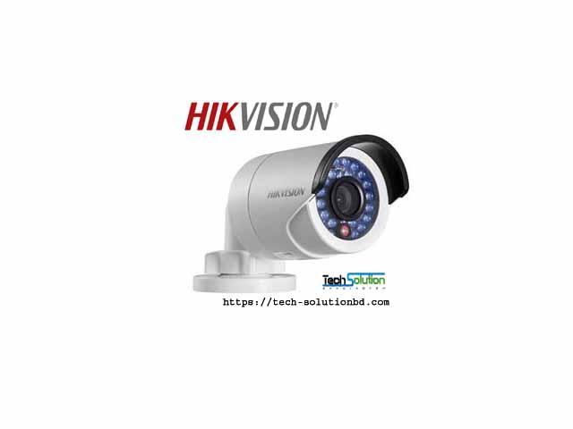 HIKVISION DS-2CD2042WD-I 4 MP WDR Mini Bullet Network Camera