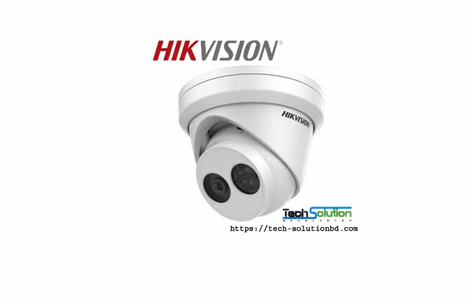 HIKVISION DS-2CD2385FWD-I8 MP Network Turret Camera
