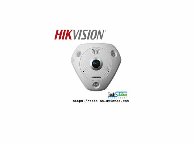 HIKVISION DS-2CD6332FWD-I(V)(S) 3MP WDR Fish-eye Network Camera