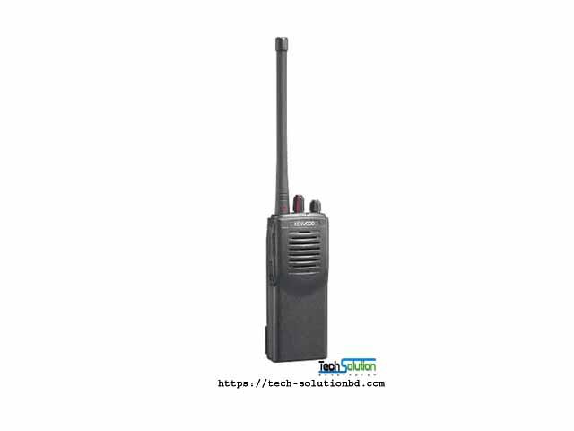 Kenwood TK-3107 UHF Handheld Walkie-Talkie Two Way Radio