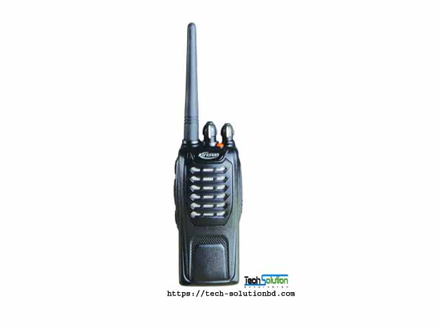 Kirisun PT-558S Two Way 16 CH 1200 mAh Battery Radio