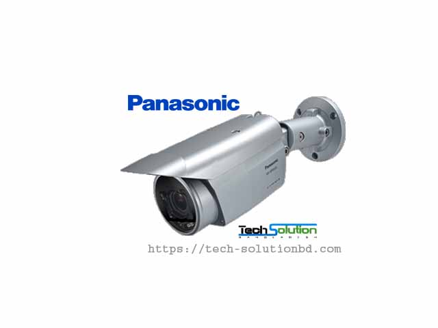 Panasonic WV-S1531LNS Sucurity System