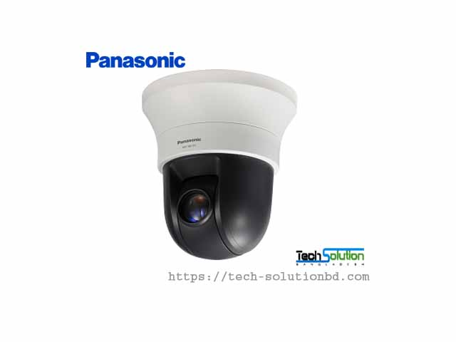 Panasonic WV-S6131 Security System