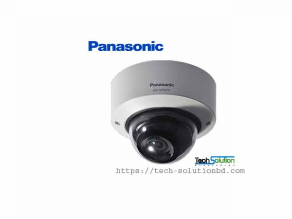 Panasonic WV-SFR631L Security System