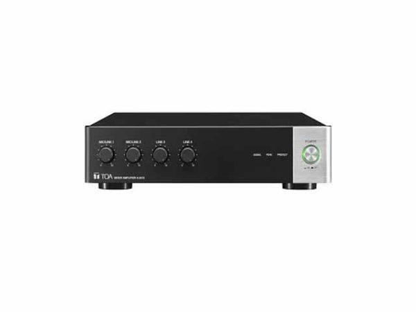 TOA A-5006 Digital Mixer Amplifier