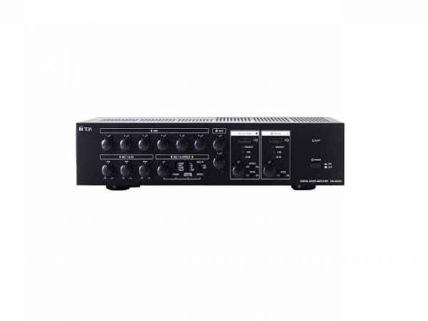 TOA MX-6224D Digital Mixer Amplifier