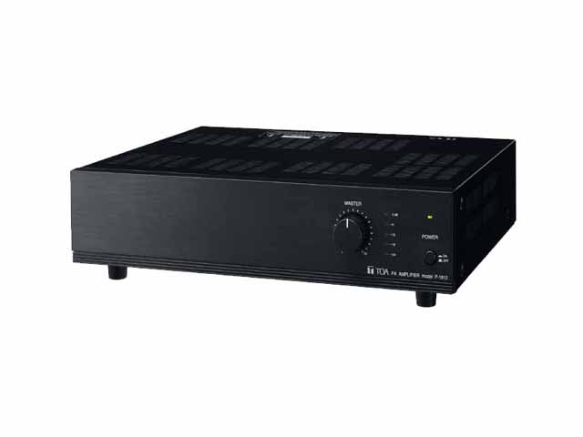 TOA P-1812 Mixer Power Amplifier