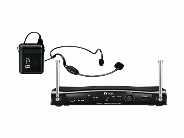 TOA WS-5325H Wireless Set