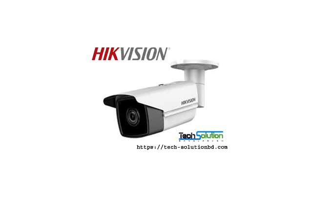 HIKVISION DS-2CD2T85FWD-I5/I8 8 MP Network Bullet Camera