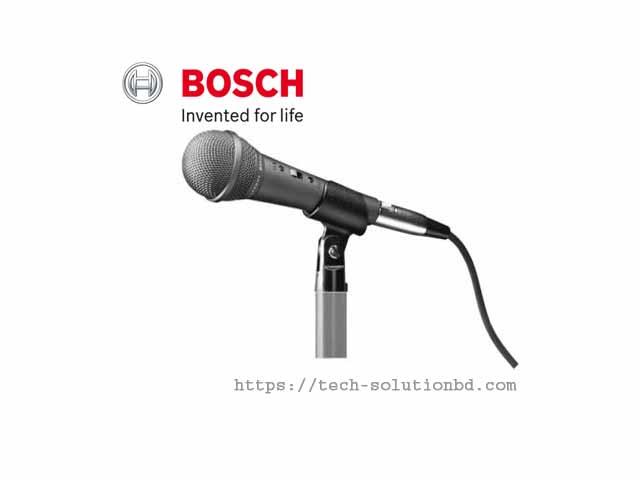 BOSCH LBC2900/xx Unidirectional handheld microphone