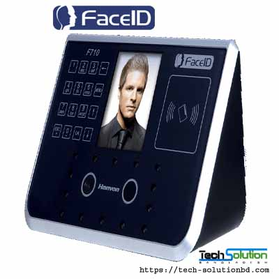 FaceID F710X attendance and access control