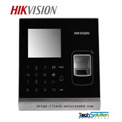 HIKVISION DS-K1T200 IP-based Fingerprint Access Control Terminal