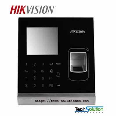 HIKVISION DS-K1T200 IP-based Fingerprint Access Control Terminal