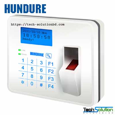HUNDURI HTA-860 Fingerprint Time & Attendance Recorder