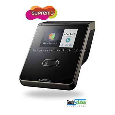 Suprema FaceStation 2 SMART FACE RECOGNITION TERMINAL