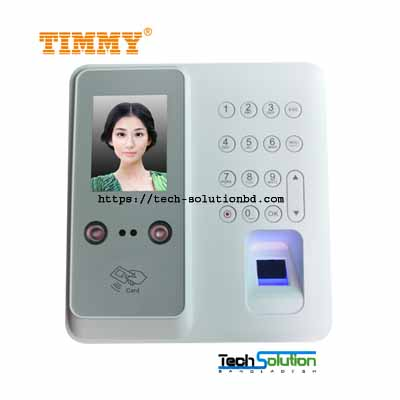 TIMMY TM-F610 FACE AND FINGERPRINT RECOGNITION