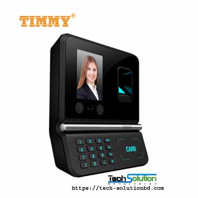 TIMMY TM- F620 FACE AND FINGERPRINT RECOGNITION
