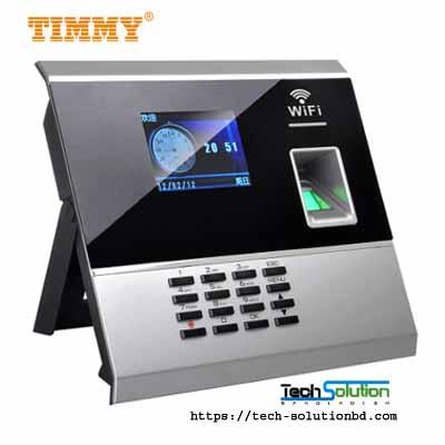 TIMMY TM30-WIFI FINGERPRINT TIME ATTENDANCE TERMINAL
