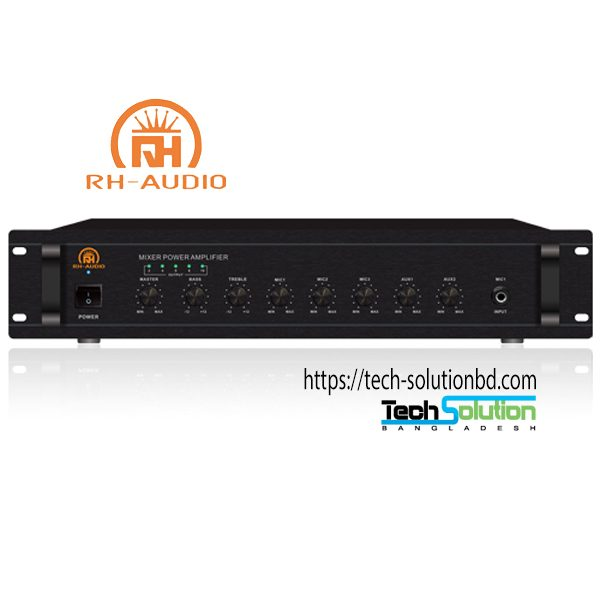 100v Line Mixing Amplifier