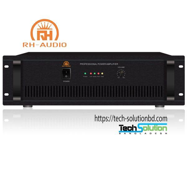 High Power Audio Amplifier