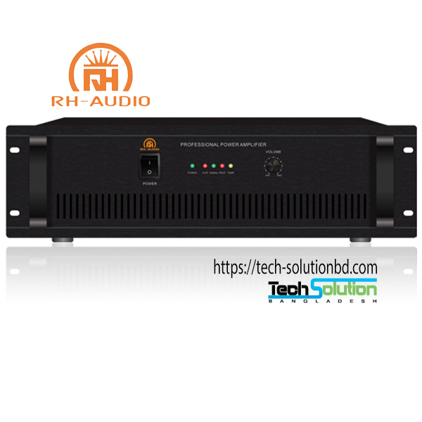 High Power Audio Amplifier