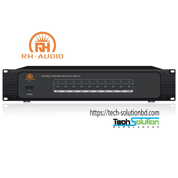 10 Zone Speaker Selector RH2813D