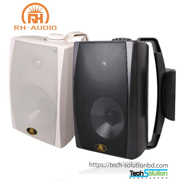 Two Way Sound Reinforcement Speaker