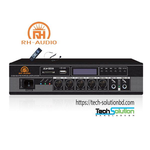 2.4G MP3 FM Bluetooth Digital Class-D Amplifier