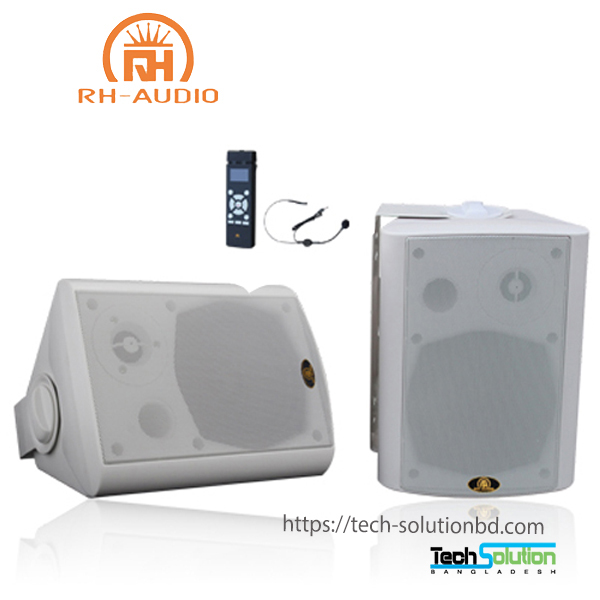 2.4G Wireless Speaker with Built-in Amplifier