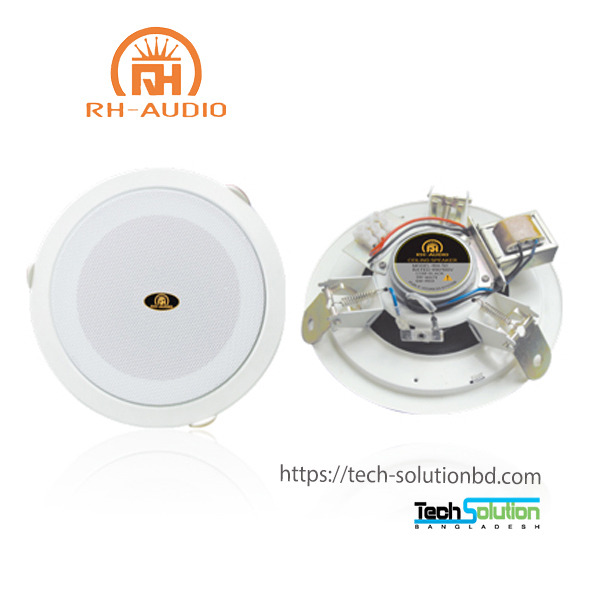 4inch Compact Metal 6W Speaker In Ceiling RH-T41
