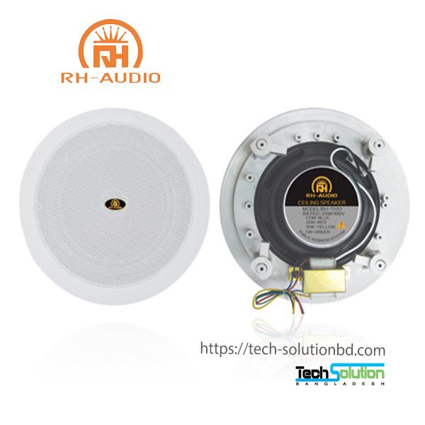 5inch Coaxial 100V Loudspeaker RH-TH51