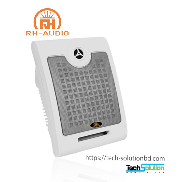 5W 10W Wall Mounted Loudspeaker RH-MS18H