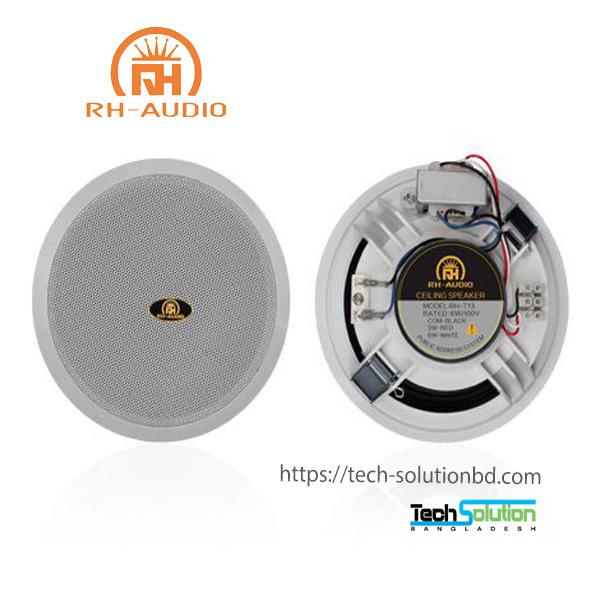 6inch Dual-cone Dynamic Ceiling Speaker RH-T13