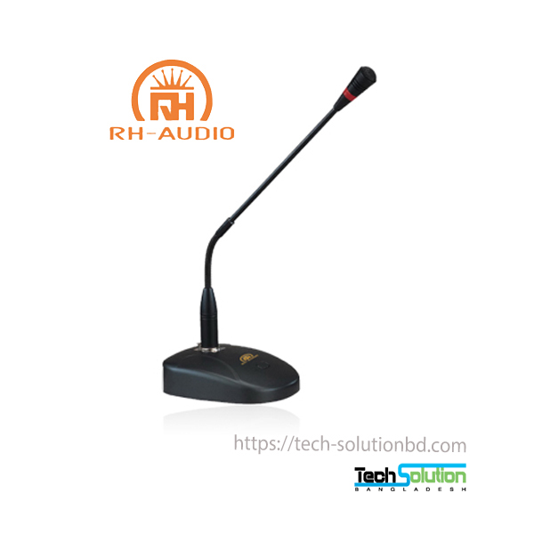Desktop Paging Microphone RH300MC