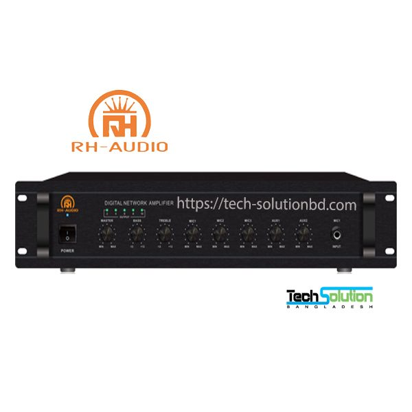 IP Based Amplifiers