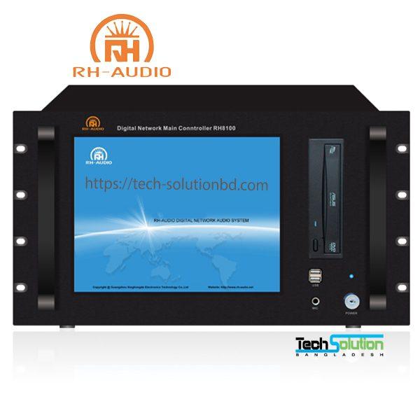 IP Based PA System Server RH8100