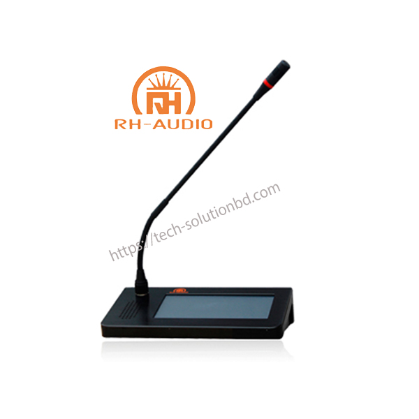 IP Based Remote Microphone RH8310