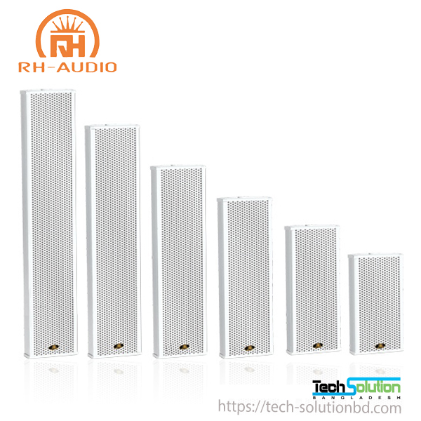 Multiple Power Selection Column Loudspeaker