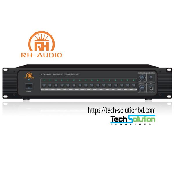 PA System Alarm Matrix RH2819A